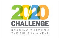 2020 Challenge - Reading Through the Bible in a Year